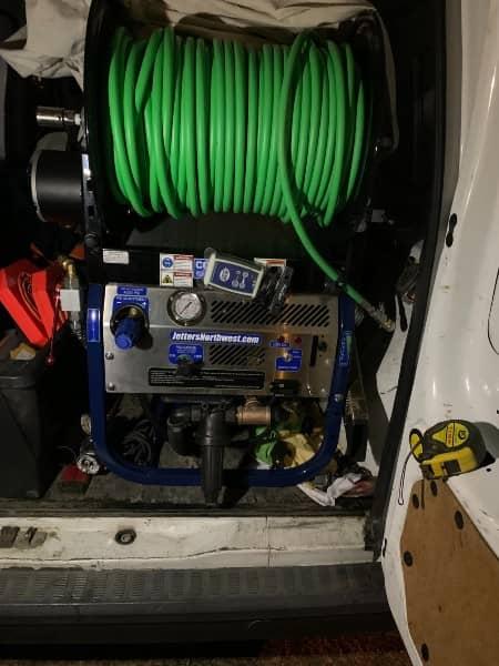 machine-de-hydro-jettyng-hose-color-verde-
